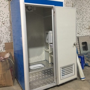 集装箱厕所案例