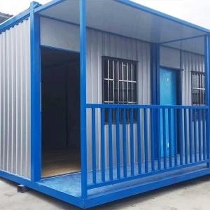赣州住人集装箱居住要满足哪些条件?